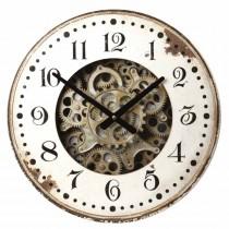 Clocks and Mirrors