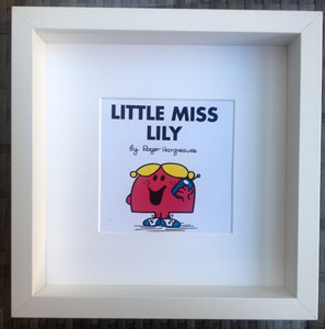 little-miss-picture-frame