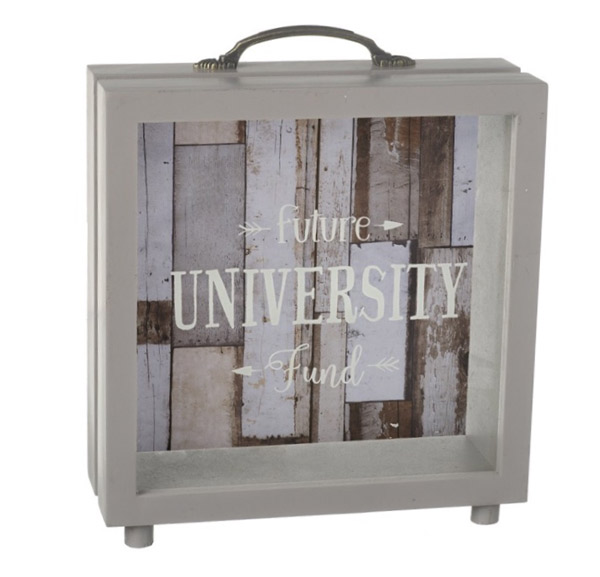 UNIVERSITY FUND MONEY BOX