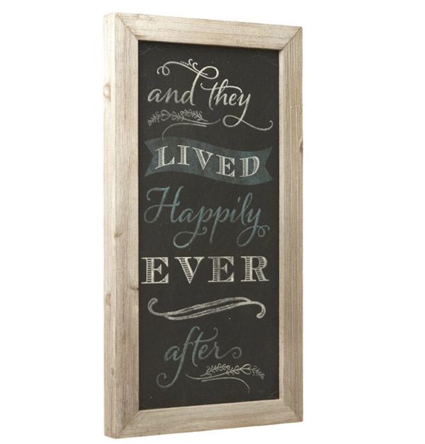 LIVED HAPPILY EVER AFTER FRAMES